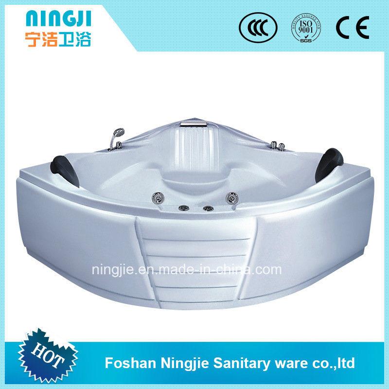 China Ningjie Massage Bathtub and Whirlpool Jacuzzi (521B) Photos ...