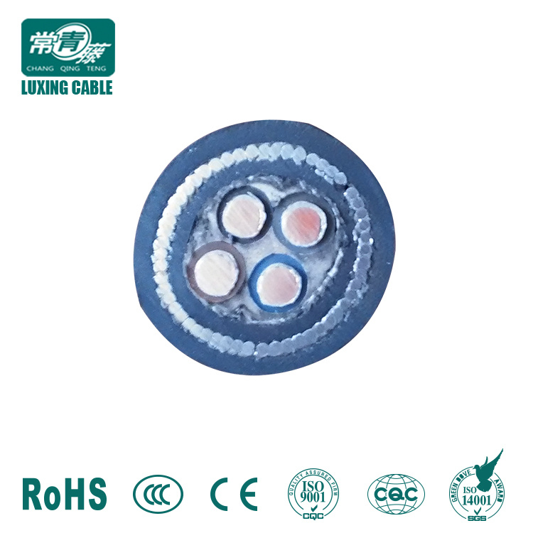 China XLPE Cable Galvanized Steel Wire Armoured Underground Use/XLPE ...