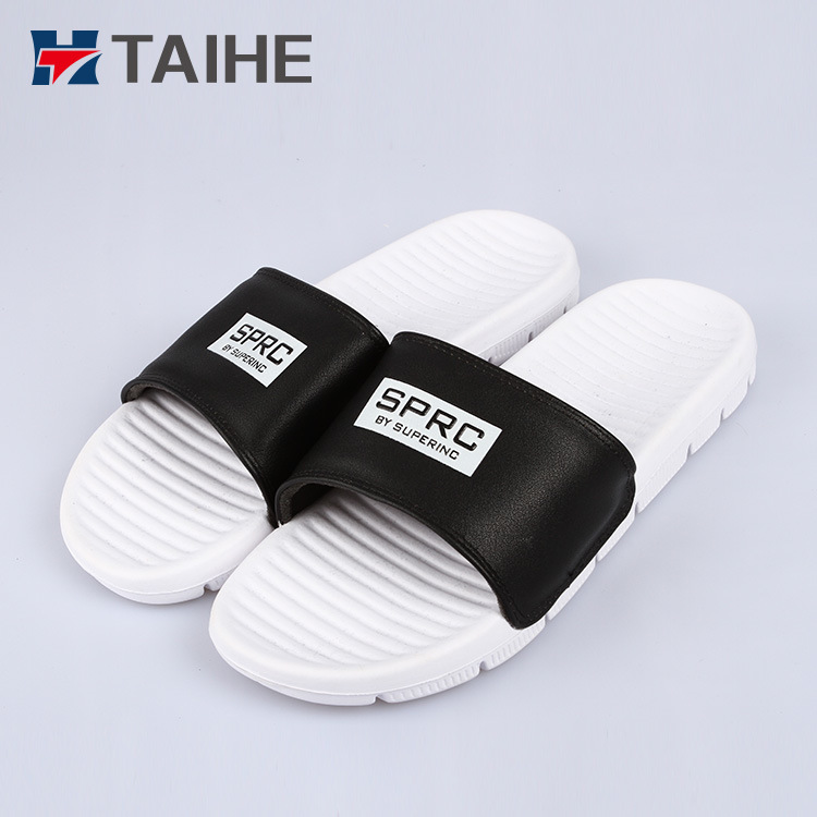 1903a4a879da China New Designs Flat EVA Soft Slide Sandal Men Slippers Photos ...
