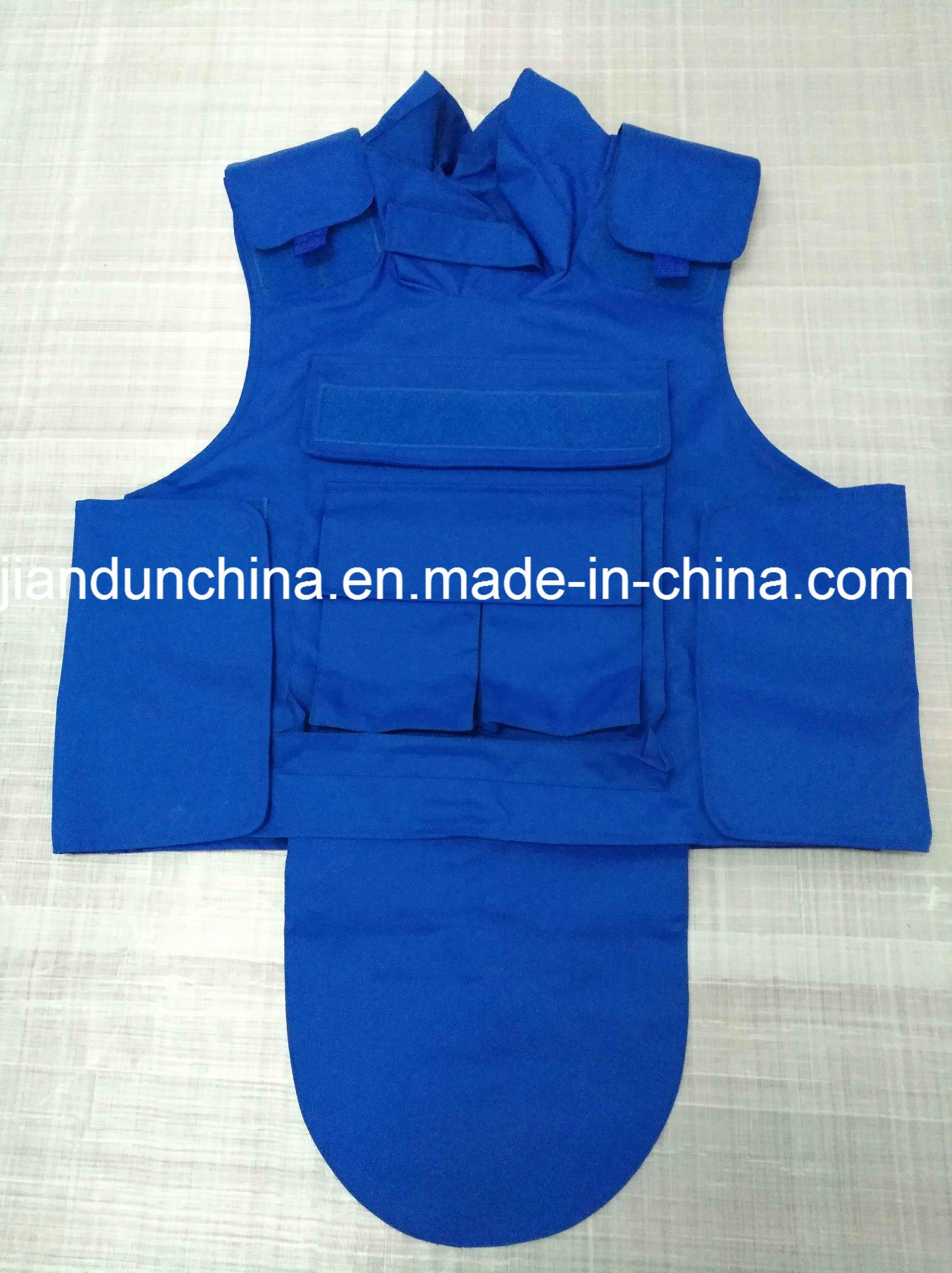 Press Military Protection Vest Bulletproof Full TKJ3lcF1