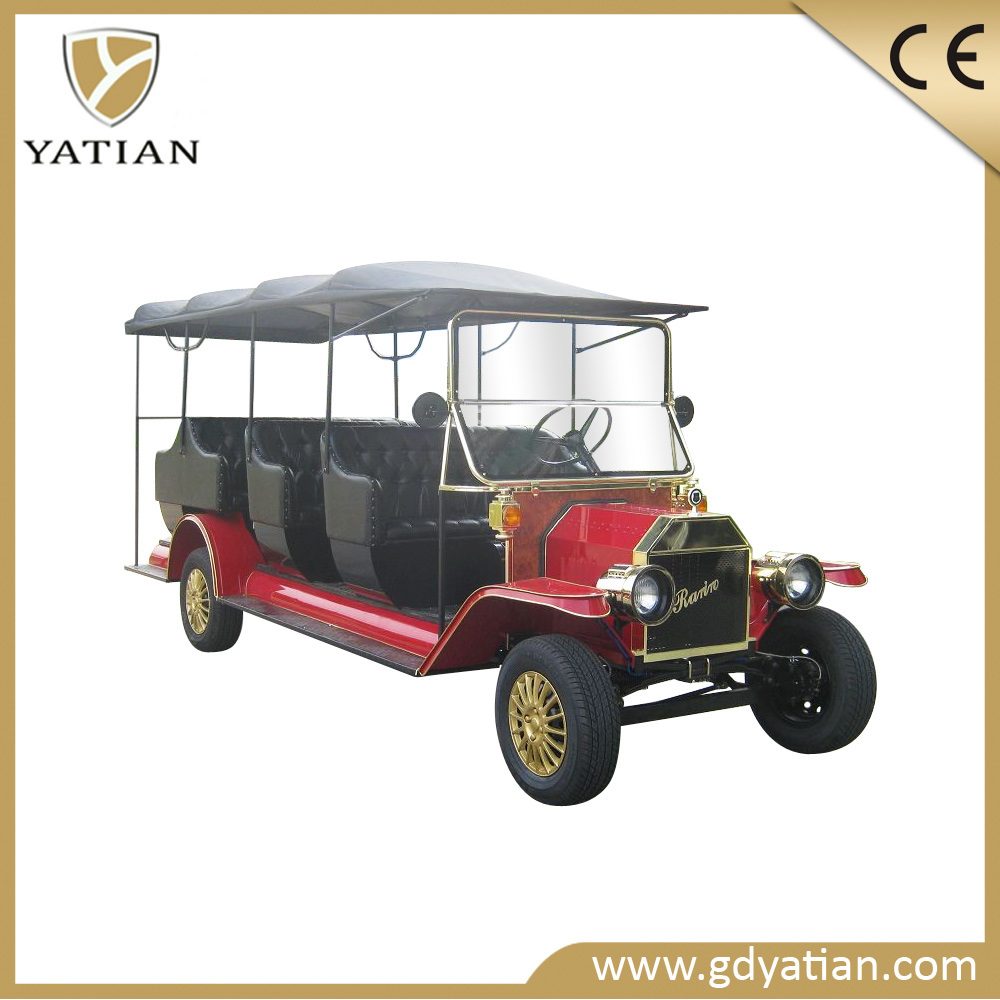 Factory Price Electric Sightseeing Cart Classic Car in China - China ...