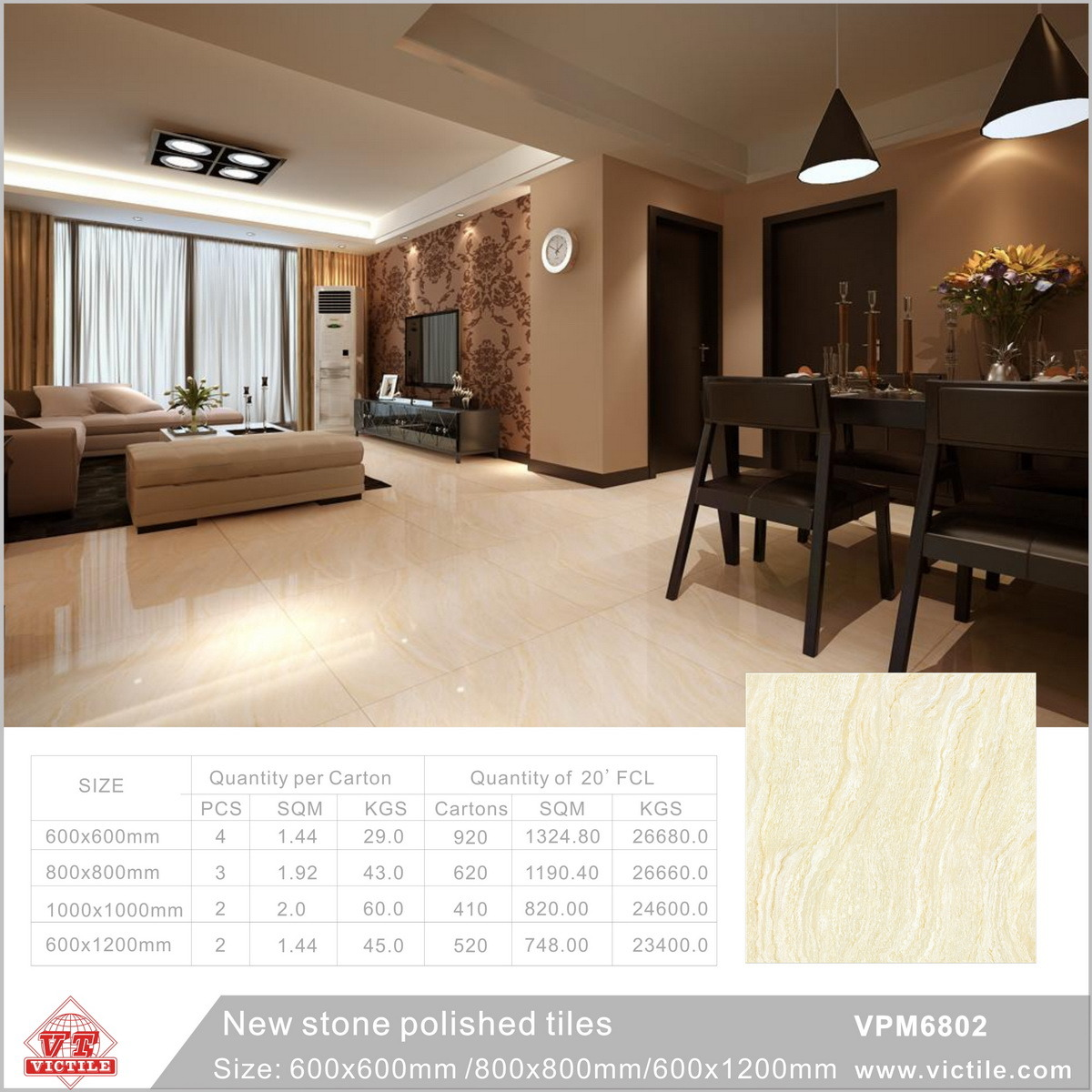 China building material porcelain polished ceramic light yellow building material porcelain polished ceramic light yellow new stone amazon floor tile vpm6802 600x600mm dailygadgetfo Image collections