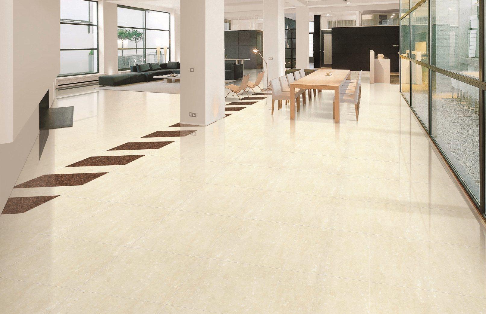 [Hot Item] 600*600 Building Material Soluble Salt Porcelain Floor Tile for  Livingroom