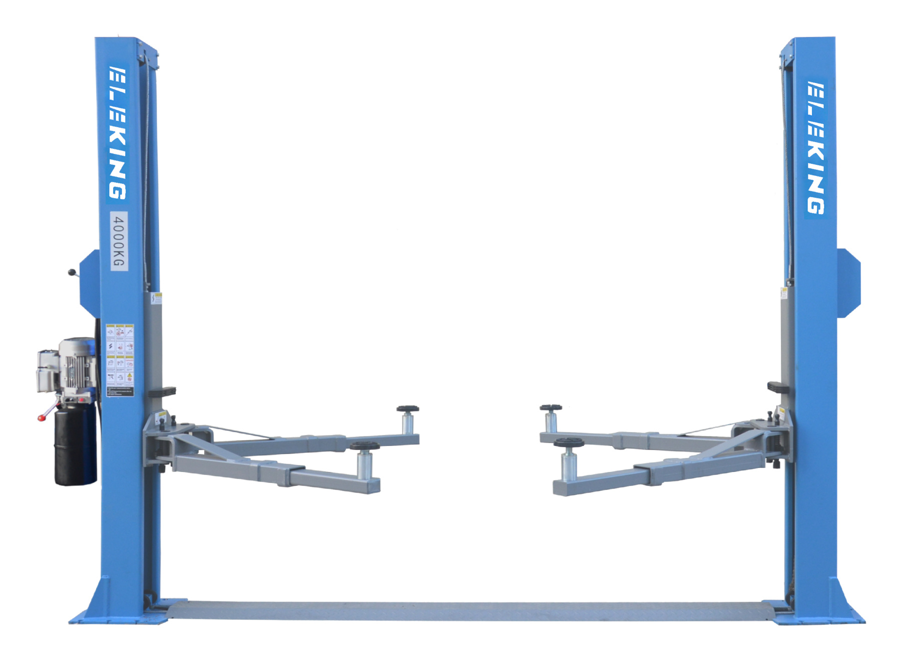China 4ton 2 Post Car Lift with Manual Release - China 2 Post Car Lifts, Auto  Car Lifter