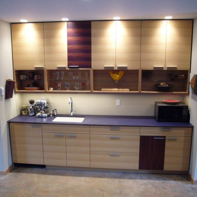 China High-End Apartment Kitchen Units Mini Kitchenette with ...