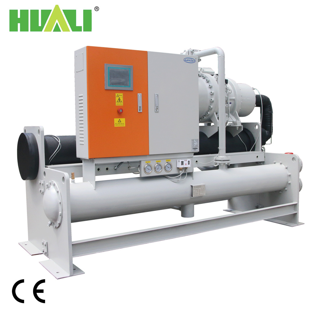 China Water Cooled Screw High Efficient Compressor