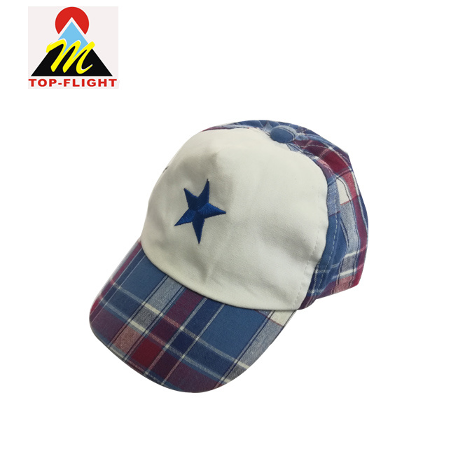 8ce4514a4 [Hot Item] Custom Embroidery Soft Cotton Baby 5 Panel Baseball Hat with  Elastic Band