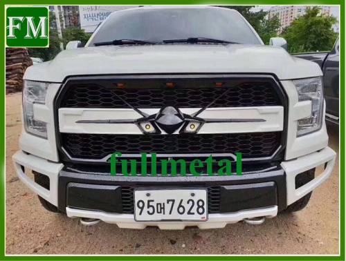 China 2015 2017 Ford F 150 Raptor Style Grille Grill With 20