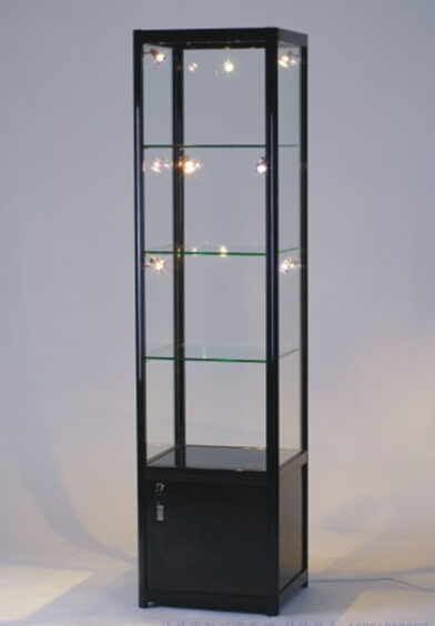 New Modern Glass Display Cabinet, Modern Display Cabinet