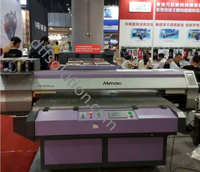 Digital Direct Printing with Mimaki Printer pictures & photos