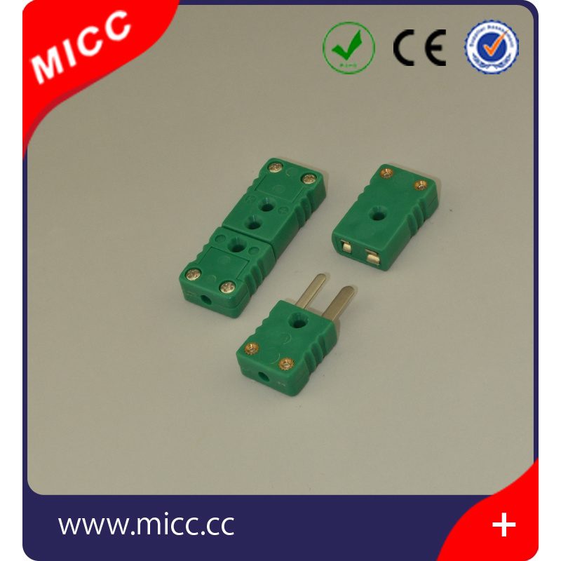 Type S Mini Thermocouple Connector (MICC-MC-S)