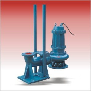 China Wq Vertical Stainless Steel Submersible Sewage Pump
