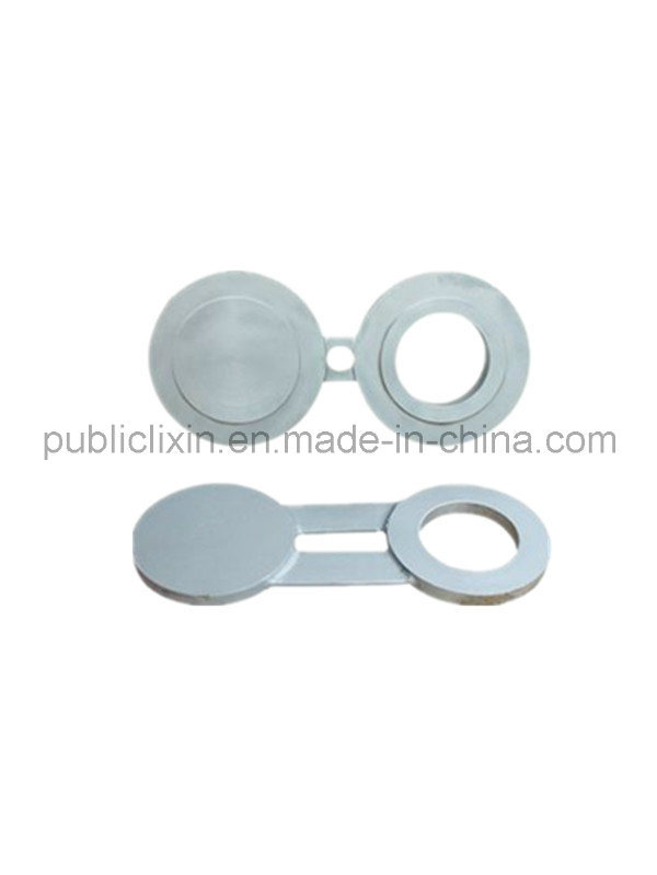 China Carbon Steel Spectacle Blind Flange Carbon Steel Spectacle