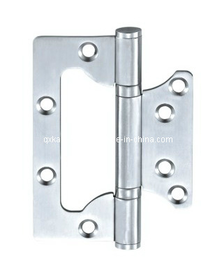 SUS304 Satin Finish Flush Hinge for Wooden Door (2543-DYJ9) pictures & photos