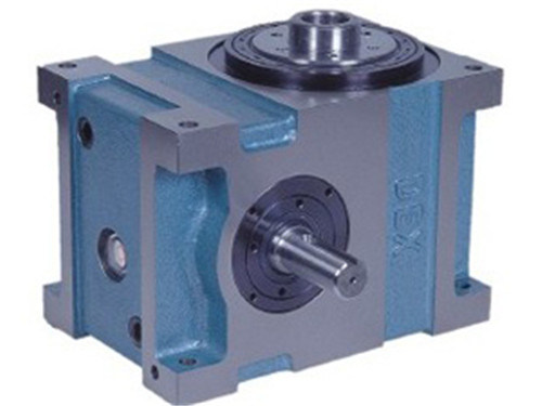 Flange Hollow Type Camindexer