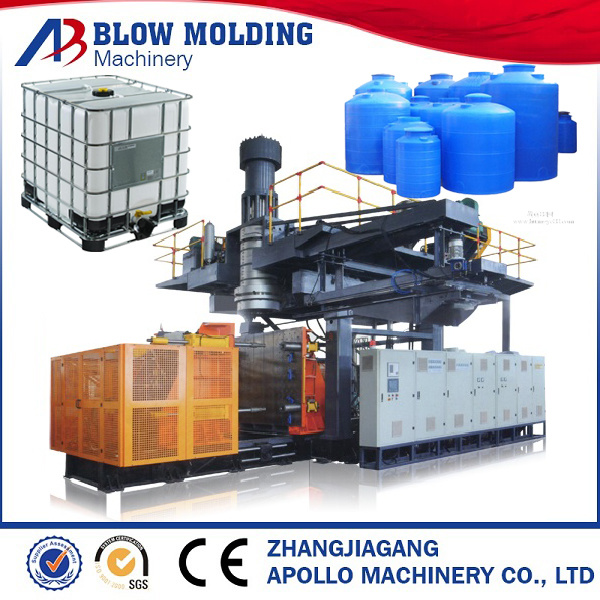 Plastic Drum Bolw Molding Machine (ABLD120) pictures & photos
