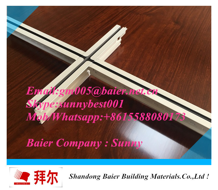 China Baier Ceiling Grid T Bar Grids
