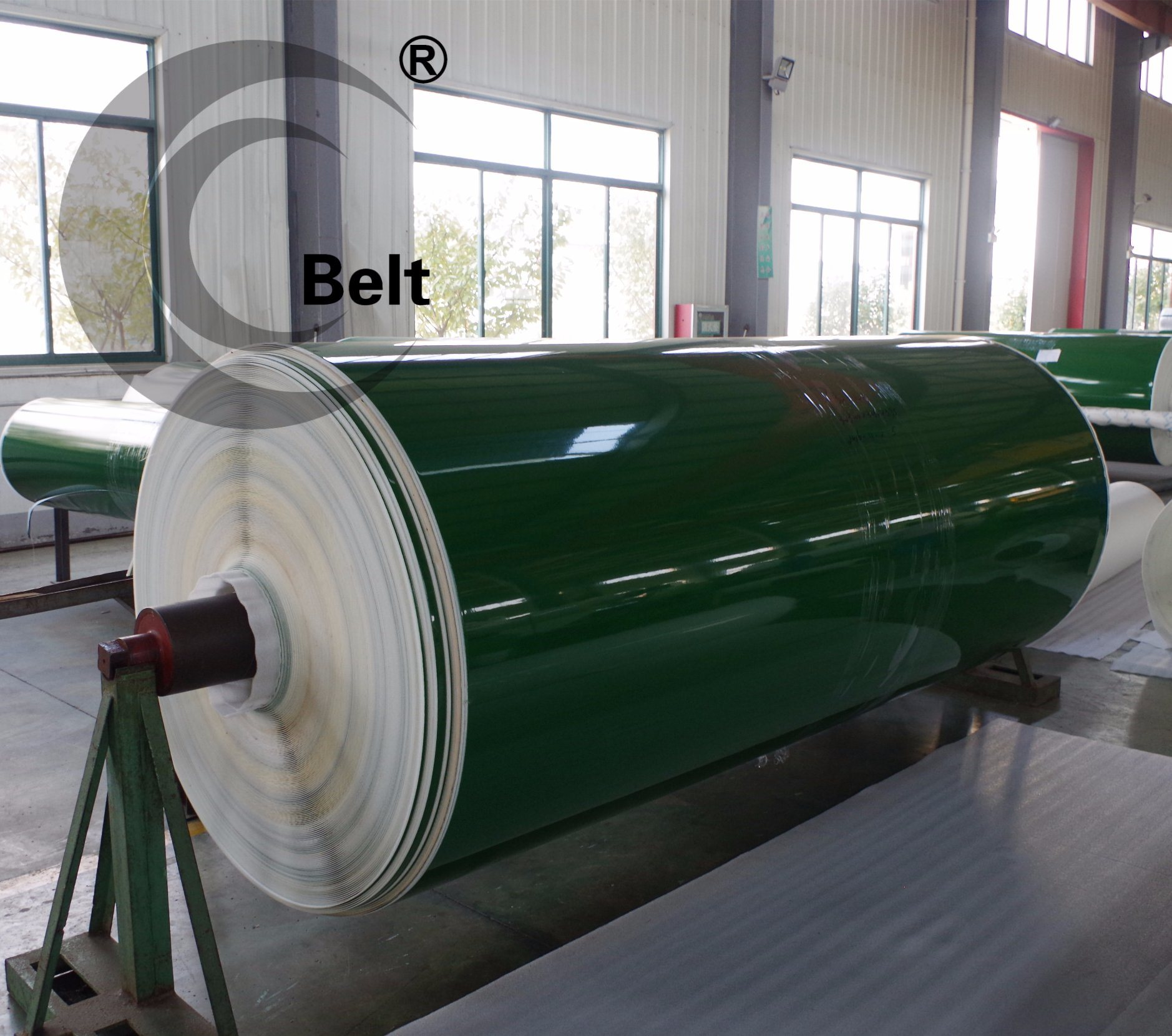 [Hot Item] 4 0mm 3 0mm 2 0mm PVC PU PE PVK Conveyor Belt with best price  and quality