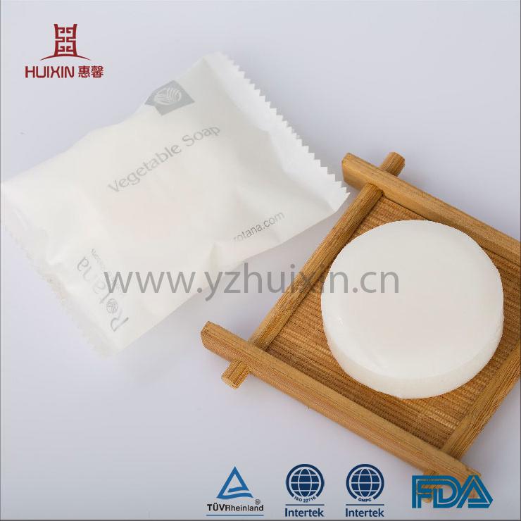 [Hot Item] Cheap Hotel Supplies Disposable International Soap Brands  Antifungal Soap