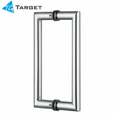 China Pull Handle Tempered Glass Shower Door Handle Dh 204 China