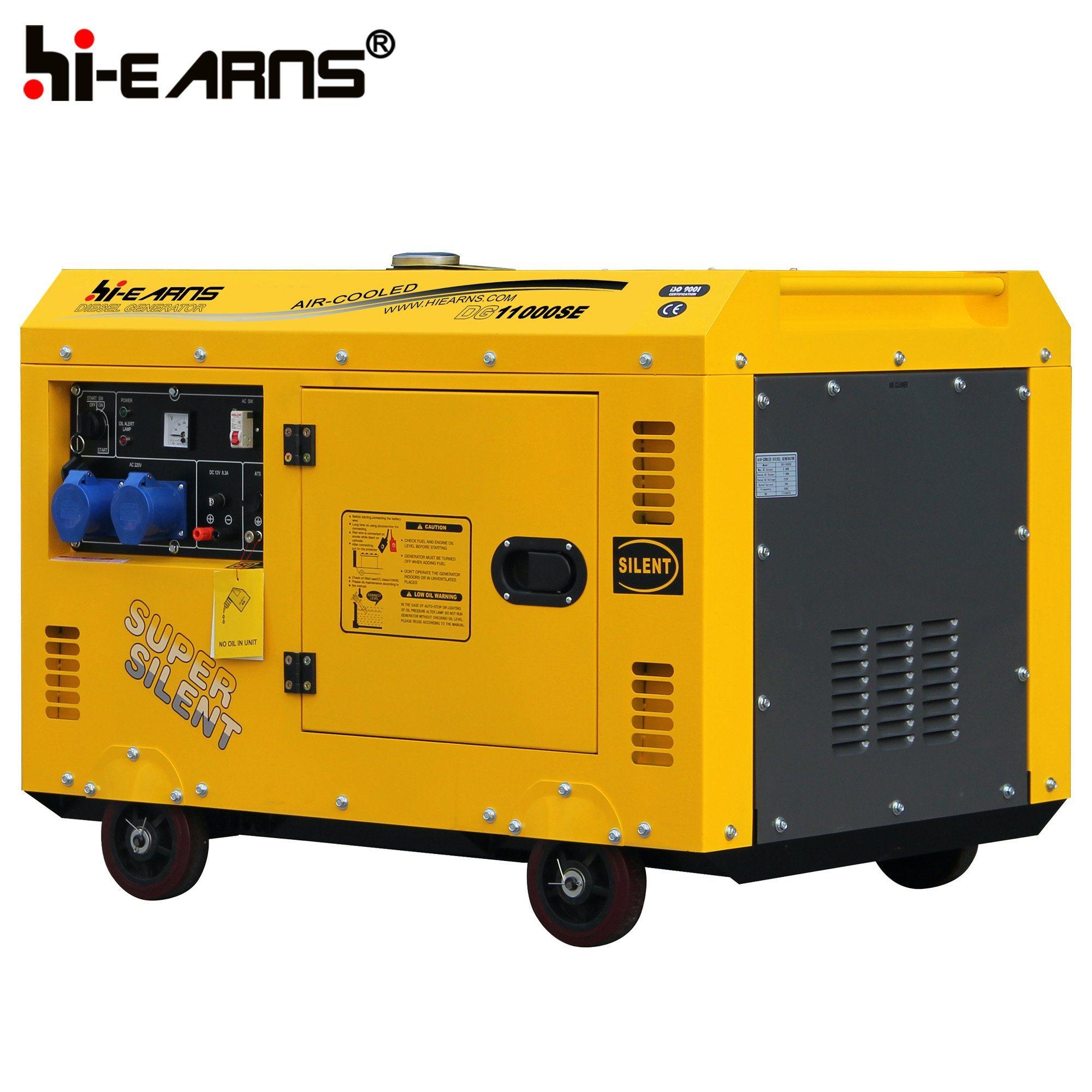 China Diesel Generator manufacturer Gasoline Generator Diesel