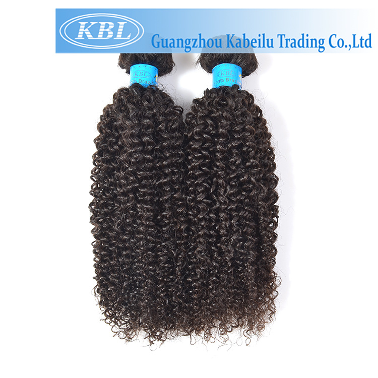 China Remy 4c Afro Kinky Curly Human Angels Kenya Hair Weaves Photos
