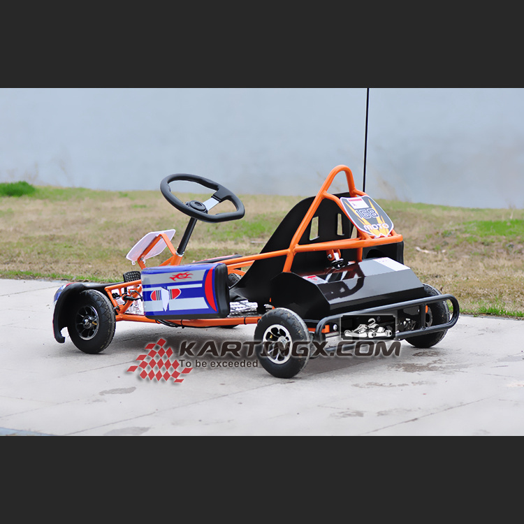 China 36V 250W Ce Approved Electric Kids Go Karting Photos