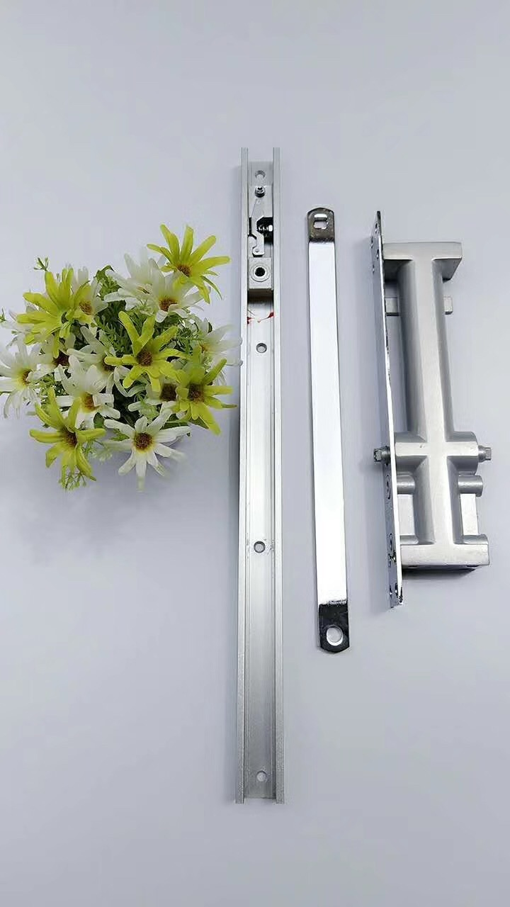 China Supplier Hydraulic Concealed Automatic Sliding Glass Door