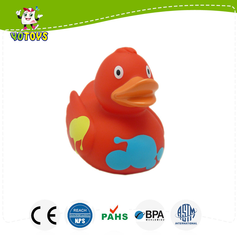 China Doodles Rubber Duck Toys Wholesale for Toddlers - China Bath ...