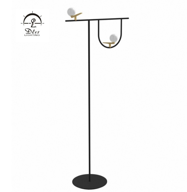 China Modern Fancy Office Bird Floor Lamp Metal Standing Light   China Bird  Lamp, Stand Light