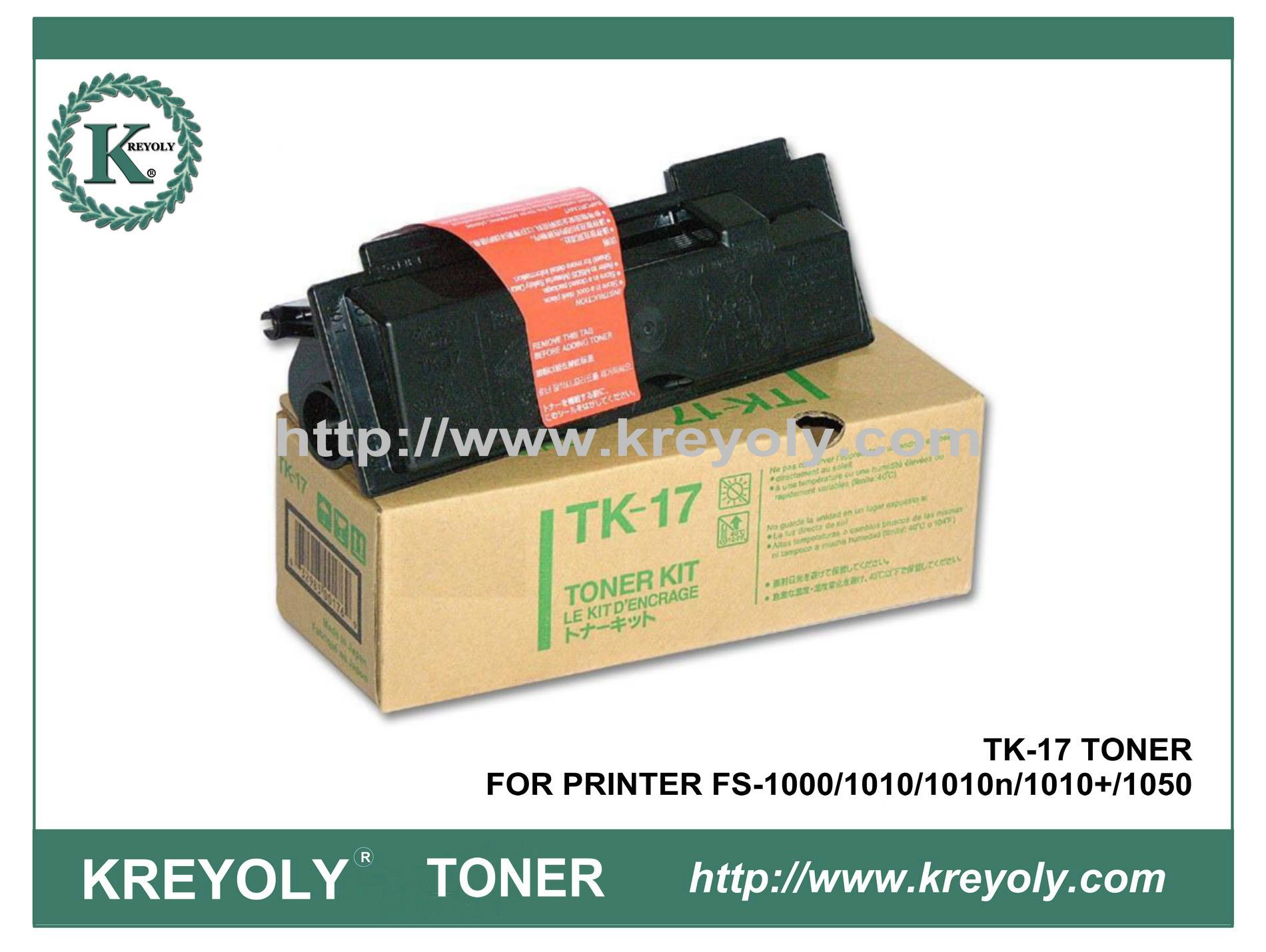 1000 1010 china tk-17 toner for printer fs-1000/1010/1010n/1010+/ 1050