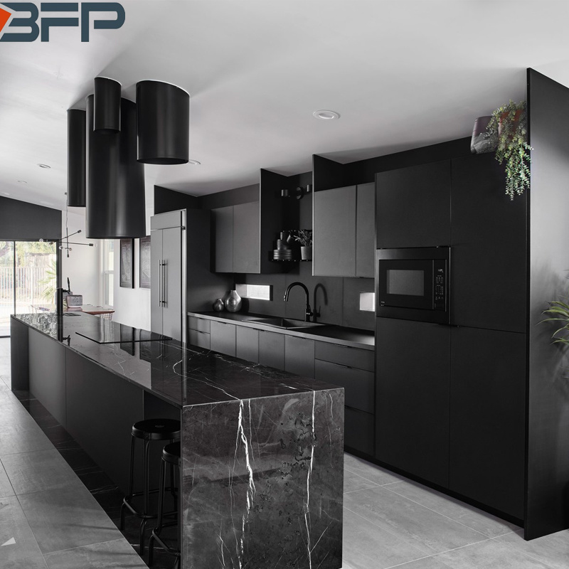 Kitchen Cabinets Black Ideas