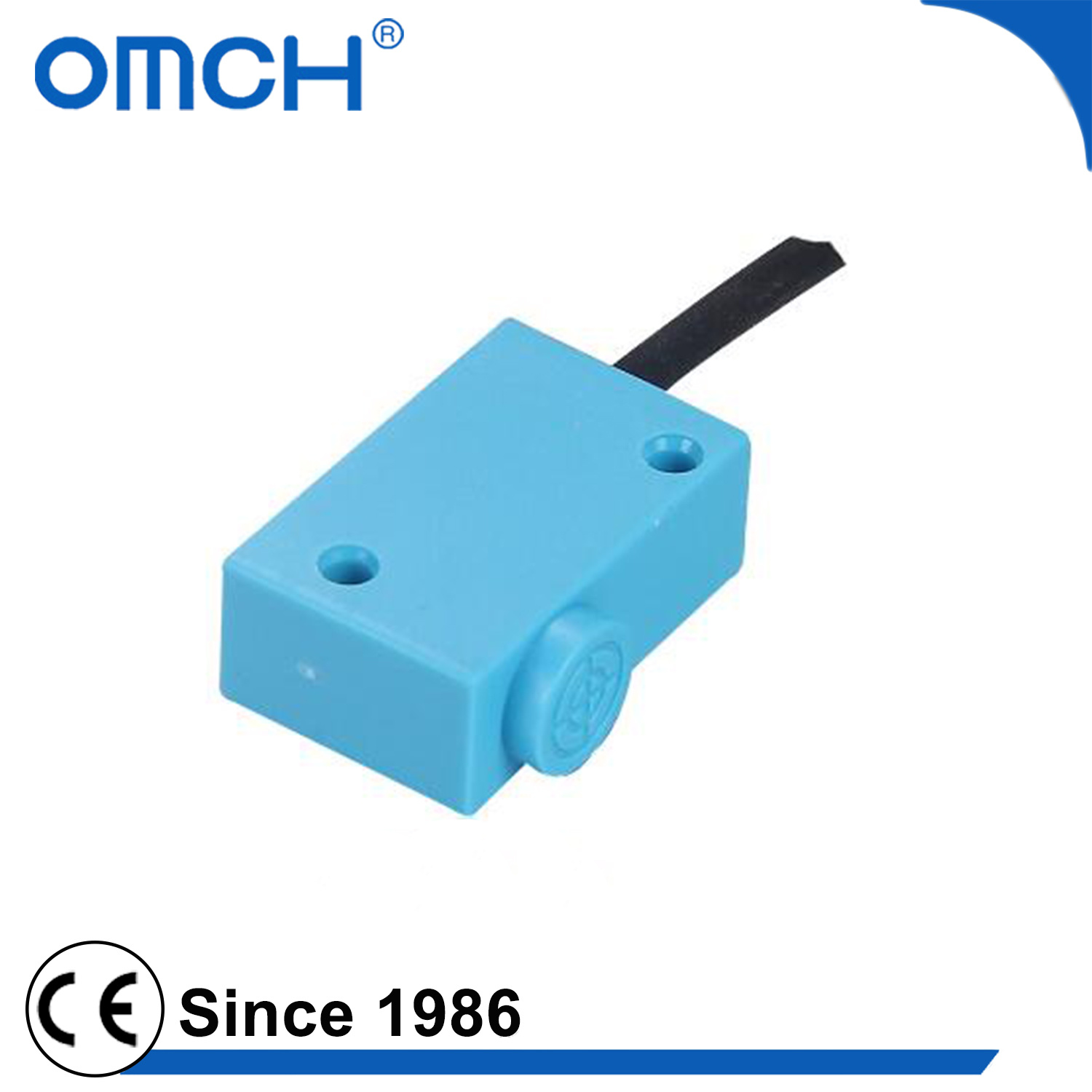 China Ljg5c-5 Series Square Inductive Proximity Switch Sensor ...