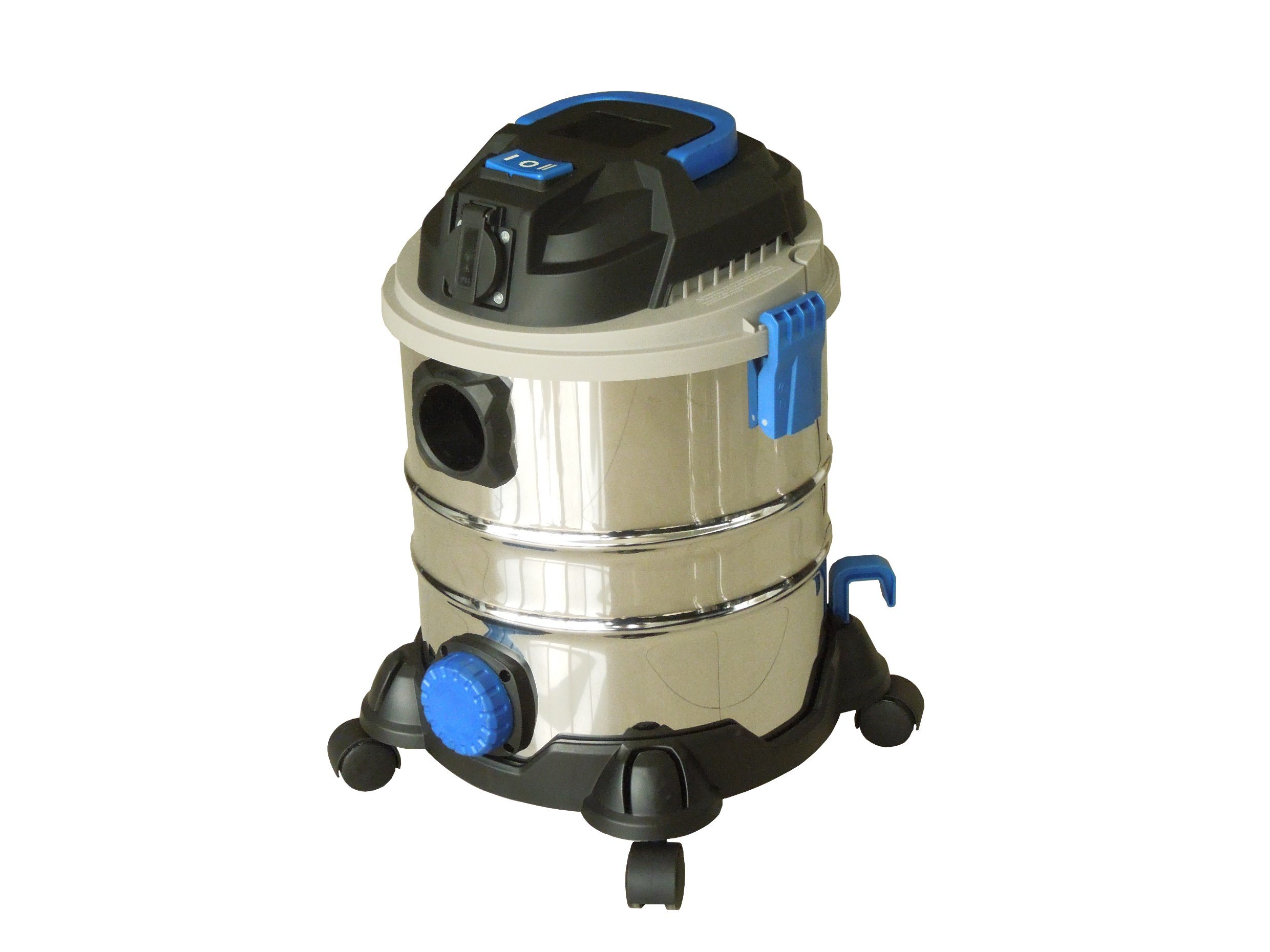 305-30L Stainless Steel Tank Wet Dry Water Dust Vacuum Cleaner with or Without Socket