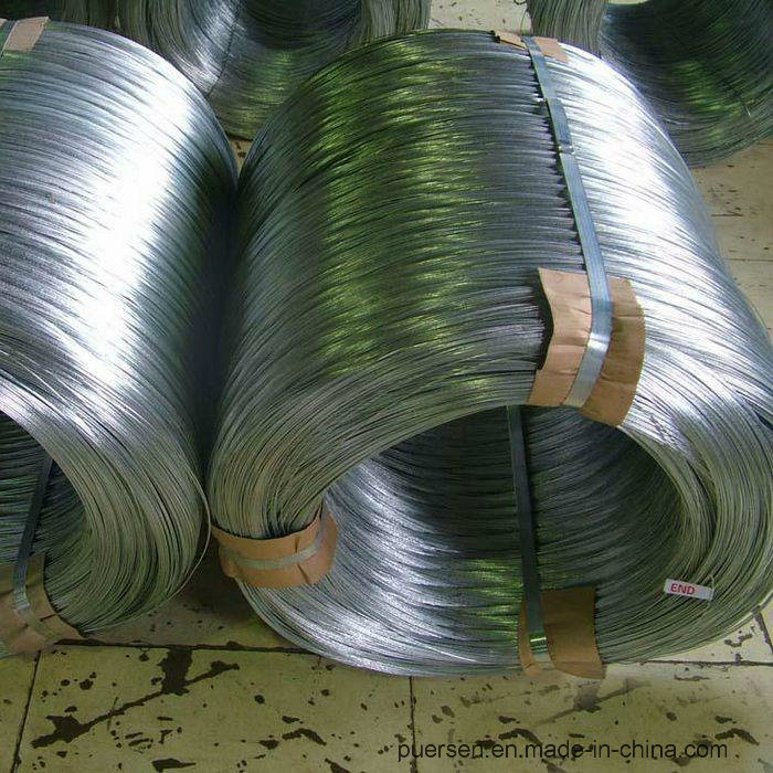 Galvanized Iron Wire for Binding (BWG8-BWG28) pictures & photos