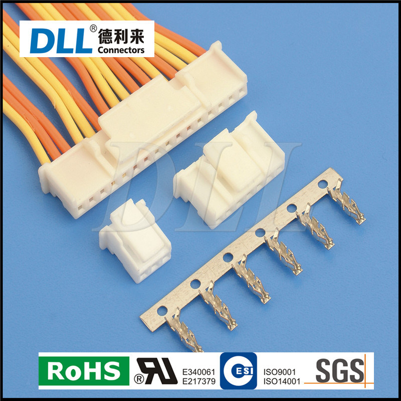 China Equivalent Jst PA 2.0mm Electric Wire Connector Types ...