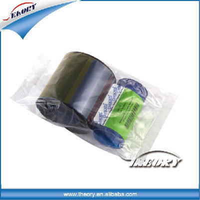 PVC Card Printing Ribbon/Full Color Ribbon/Signal Color Ribbon pictures & photos