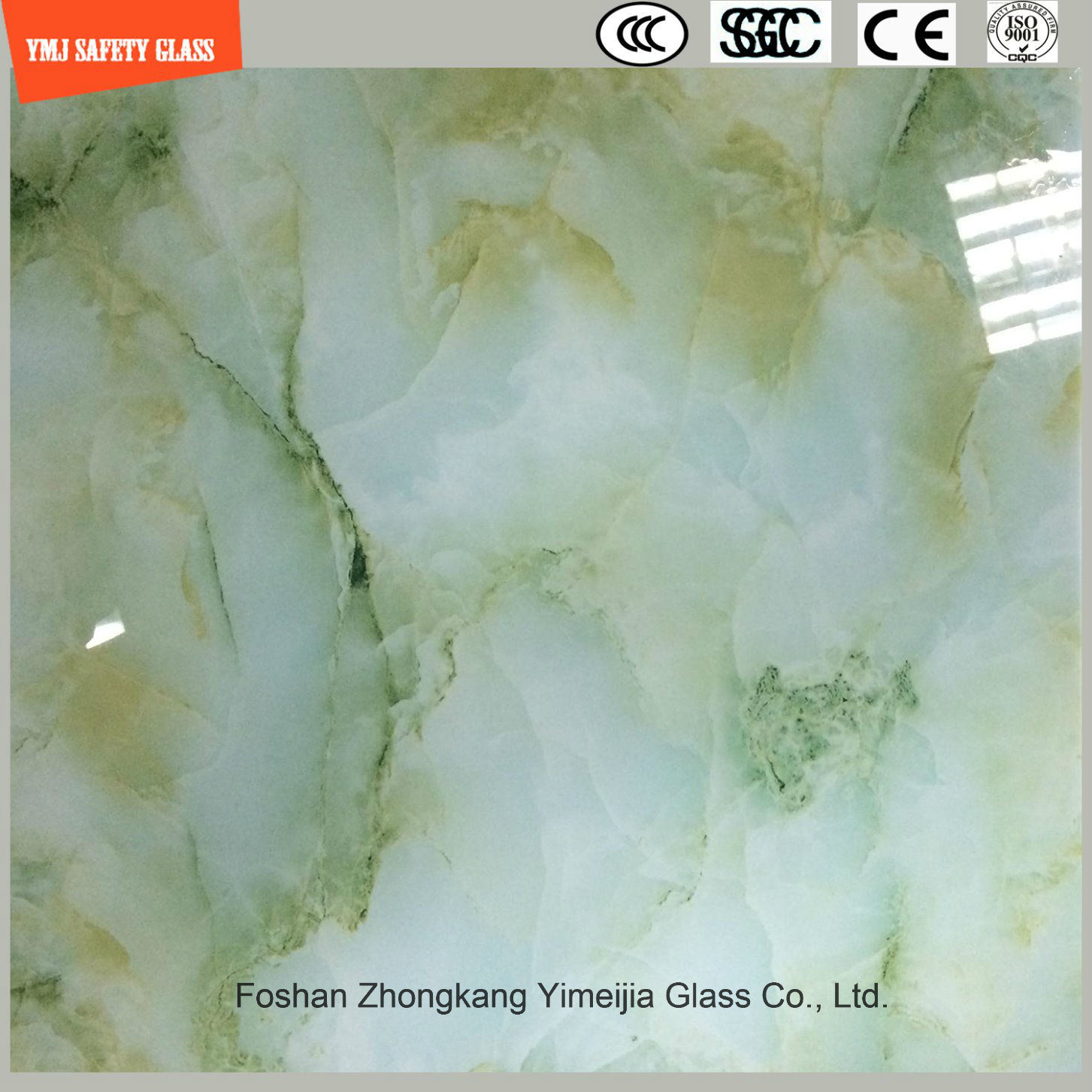 4-6mm Glass Marble for Wall and Floor
