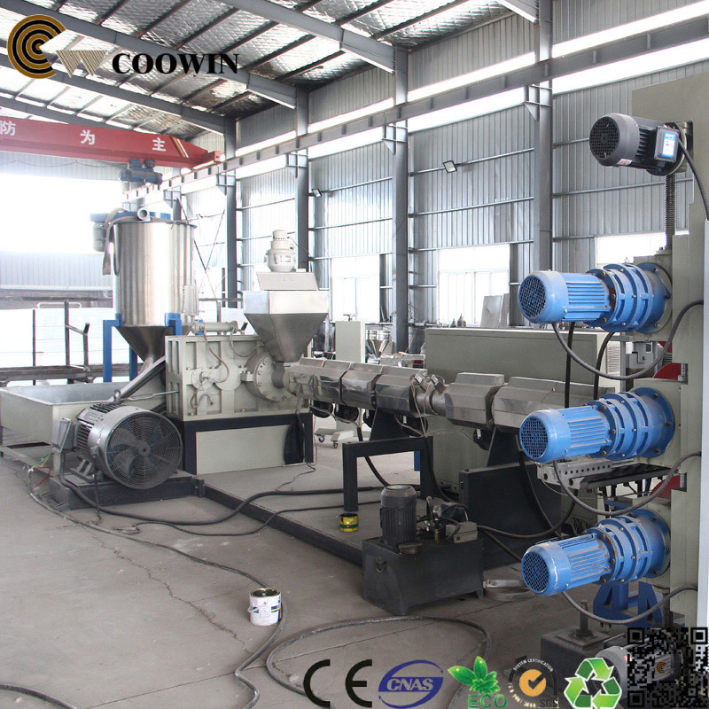 PE, PP, PVC Wood-Plastic Profile Extrusion Line pictures & photos