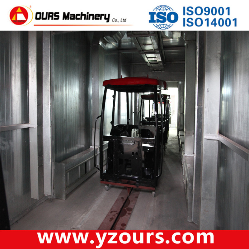 2016 Updated Automatic Paint Spraying Machine pictures & photos