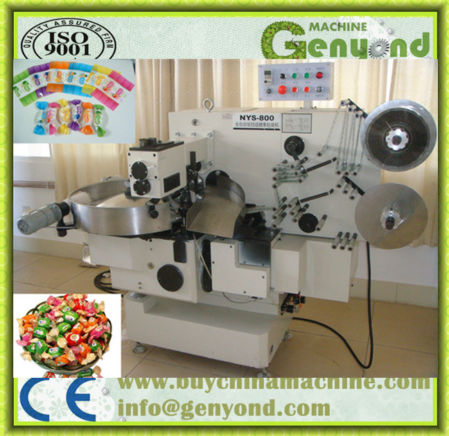 Chocolate Candy Double Twist Packing Machine pictures & photos