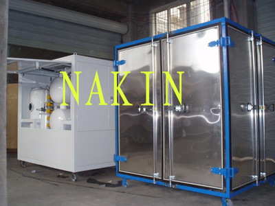 Vacuum Oil Purifying, Oil Dehydration Machine Applied in Transformer Oil, Oil Purifier pictures & photos
