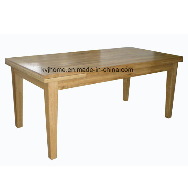 Solid Oak Furniture / Extension Dining Table (OF-316)