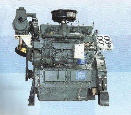 32kw 495 Series Marine Engine