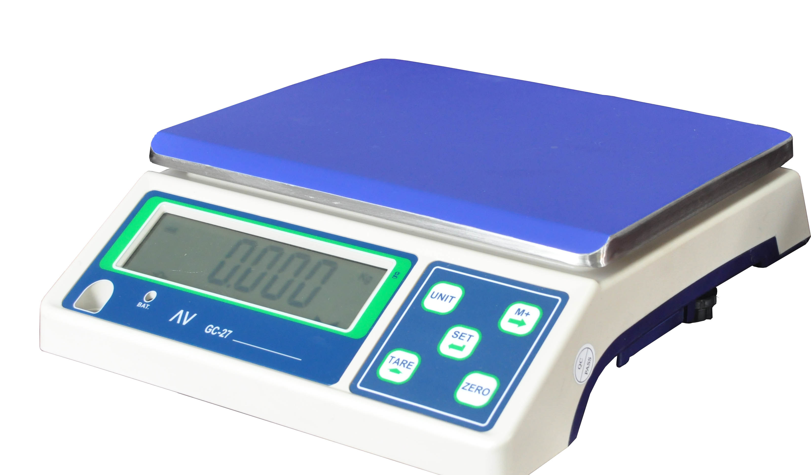China Electronic Weighing Scale With Big Lcd Led Display