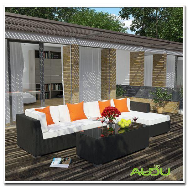 China Audu Used Wicker Furniture Patio, Used Rattan Furniture