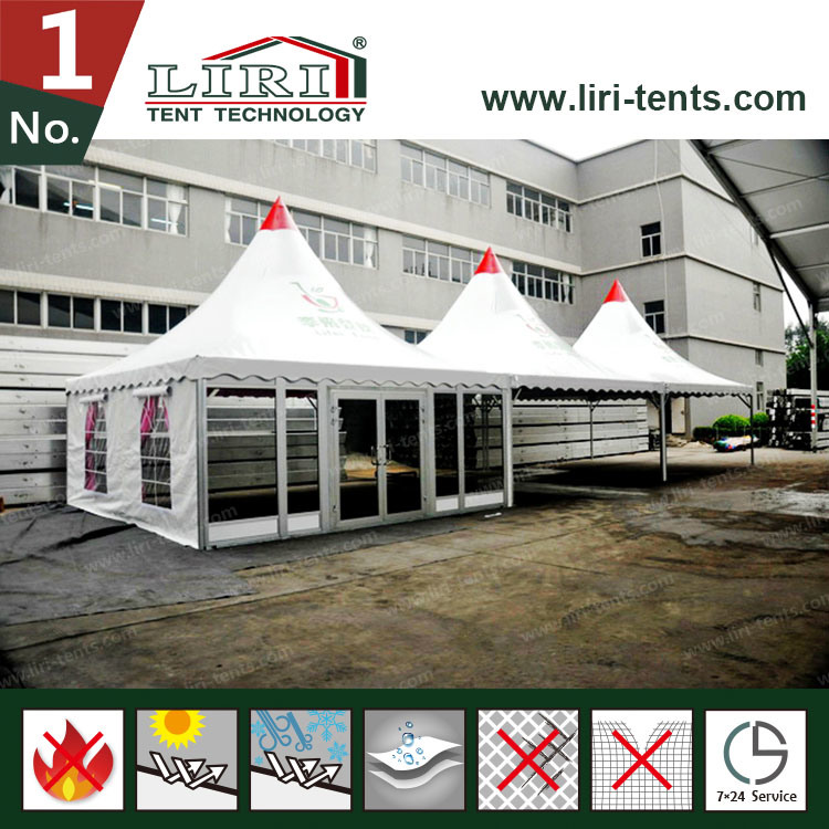 20 by 30m Pyramid Event Tents Used Wedding Tent Marquee for 500 People & China 20 by 30m Pyramid Event Tents Used Wedding Tent Marquee for ...