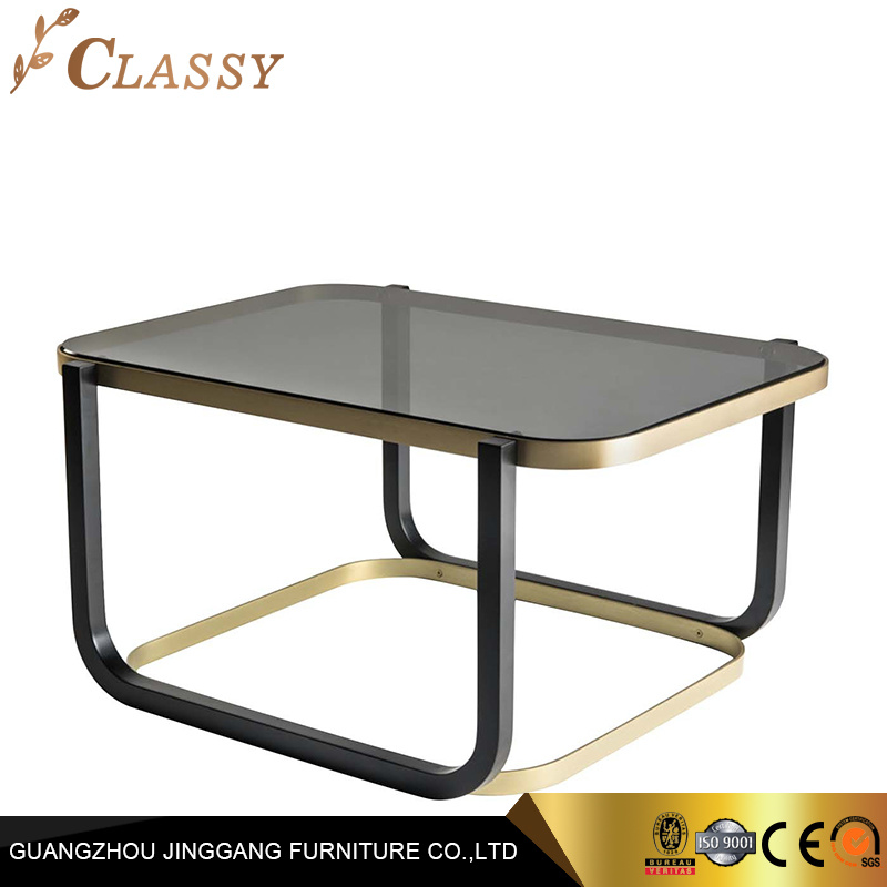 China Luxury Square Tempered Gl