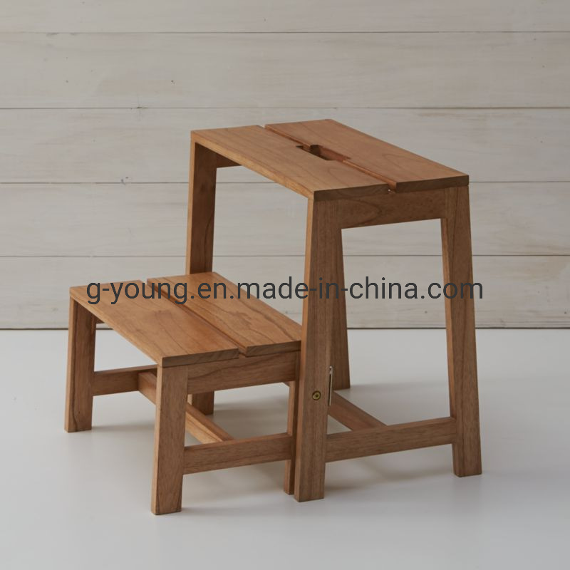 China Wooden Step Stools For Children