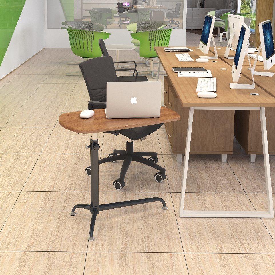 Height Adjule Wooden Folding Laptop Desk